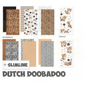 473.005.019 Dutch Doobadoo Crafty Kit Slimline, wild about You