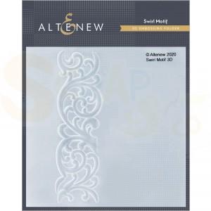 Altenew, embossingfolder Swirl Motif ALT4779
