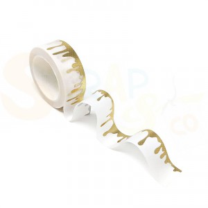 Altenew, washitape Gold Foil Paint Drip ALT4990