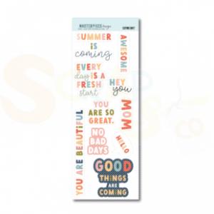 Masterpiece Design, knipvel 5007, Summer Breeze
