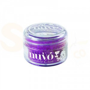 Nuvo Sparkle dust, cosmo berry 541N