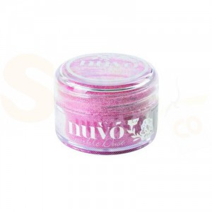 Nuvo Sparkle dust, rose quartz 542N