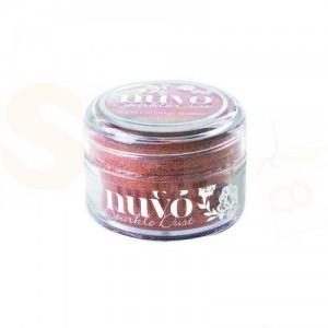 Nuvo Sparkle dust, cinnamon spice 543N