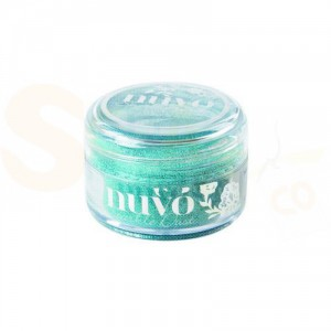 Nuvo Sparkle dust, paradise blue 545N