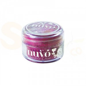 Nuvo Sparkle dust, rasperry bliss