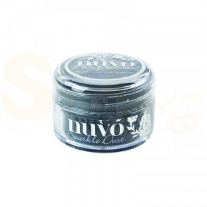 Nuvo Sparkle dust, black magic 548N