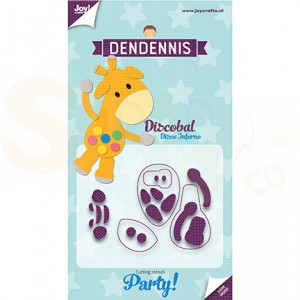 6002/3115, stans Dendennis Party - Discobal