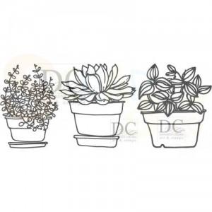 S-00604 Three Plants