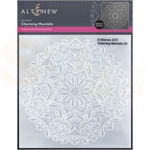 Altenew, embossingfolder Charming Mandala ALT6125