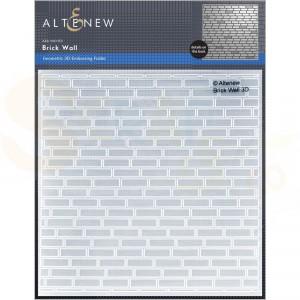 Altenew, embossingfolder Brick Wall ALT6206