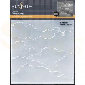 Altenew, embossingfolder Cloudy day ALT6207