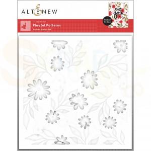 Altenew, Stencil Playful Patterns Builder (4 in 1)  ALT6272