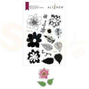 Altenew, build-a-flower Fashion Monger Dahlia ALT6291