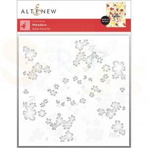 Altenew, stencil Meadow Builder Layering (3 in 1)  ALT6327