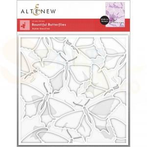 Altenew, stencil Bountiful Butterflies Builder (3 in 1) ALT6367