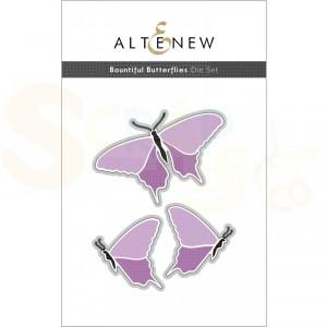 Altenew, die set Bountiful Butterflies ALT6368