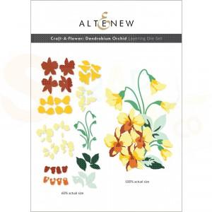 Altenew, craft-a-flower Dendrobium Orchid ALT6406
