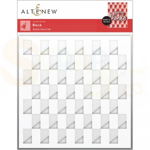 Altenew, stencil Block Builder (2 in 1) ALT6444