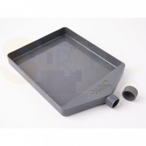Sizzix, Embossing powder accessory tunnel tray 664353