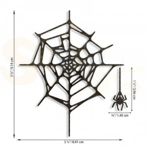 Sizzix Thinlits Die Set, Spider Web 664747