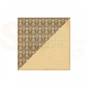 Bountiful, BOUNTIFL006, Gold and brown damask