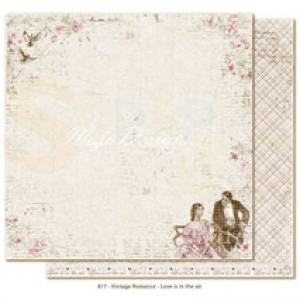 Maja Design, Vintage romance, 817 love is in the air