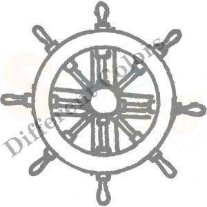 S-00158 sailboot wheel
