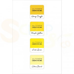 Altenew, Pocketful of Sunshine mini cube set ALT1817