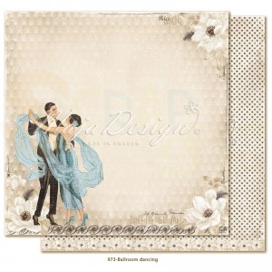 Maja Design, Celebration, 973 Ballroom dancing