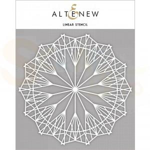 Altenew, Stencil, Linear ALT3581