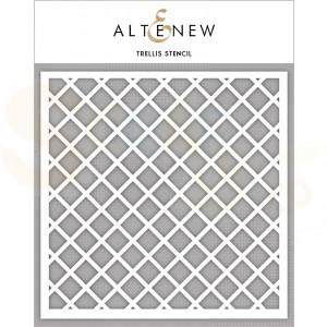 Altenew, Stencil, Trellis ALT4240