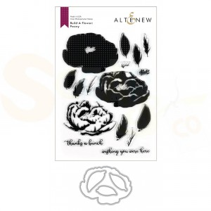 Altenew, build-a-flower Peony ALT4507