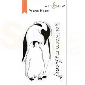 Altenew, clearstamp Warm Heart ALT4537