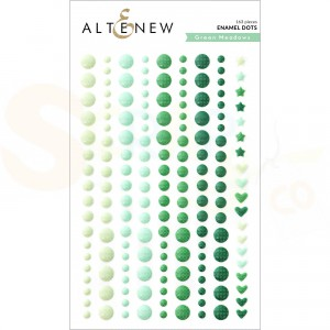 Altenew, enamal dots Green Meadow ALT4783