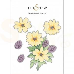 Altenew, die set Flower Bunch ALT6049