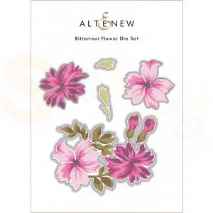 Altenew, die set Bitterroot Flower ALT6112