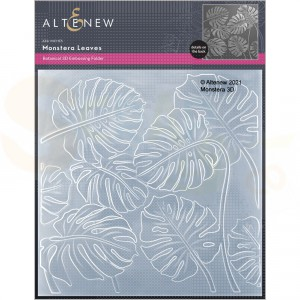 Altenew, embossingfolder Monstera Leaves ALT6119