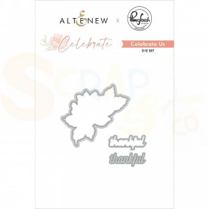Altenew, die set Celebrate Us ALT4069