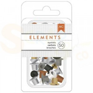 Eyelets mini nature elements