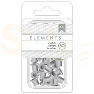 Eyelets mini zilver elements