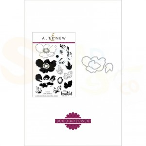 Altenew, build-a-flower Anemone (stempel + stans) ALT5211