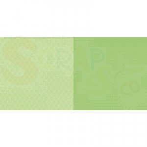 Dini Design Scrappapier, anker uni, lime groen #3003
