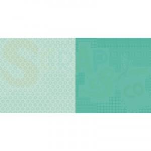 Dini Design Scrappapier, anker uni, mint groen #3004