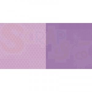 Dini Design Scrappapier, anker uni, violet paars #3002