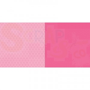 Dini Design Scrappapier, anker uni, watermeloen #3001