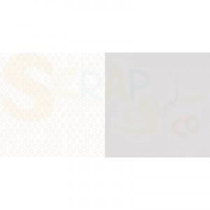 Dini Design Scrappapier, anker uni, zilvergrijs #3007