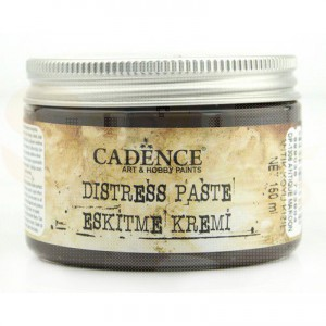 Cadence, Distress paste Antiek Kastanjebruin DP-1306