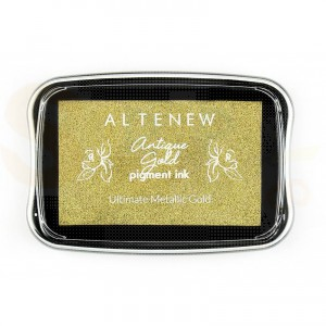 Altenew, Pigment Ink, Antique Gold ATL2653