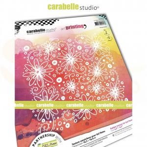 Carabelle Studio, Art printing, carré Flower field APCA60043