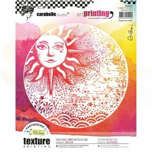 Carabelle Studio, Art printing, Sun Mandala APRO60001